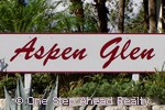 sign for Aspen Glen
