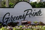 sign for GreensPointe