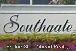sign for Southgate
