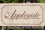 sign for Applegate